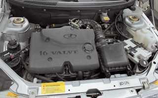 Что такое 16 клапоновый двигатель