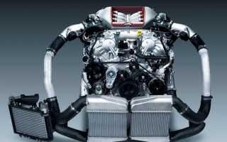 Двигатель gtr технические характеристики