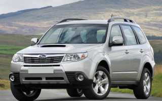 Subaru forester какой двигатель надежней