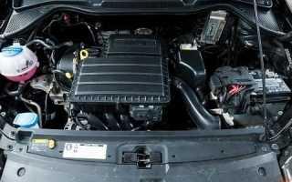 Расход топлива фольксваген поло седан
