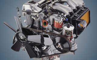 Давление форсунок двигателя 601