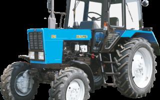 Эксплуатационные характеристики двигателя трактора