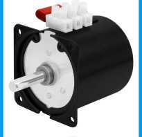 Двигатель 60ktyz схема подключения