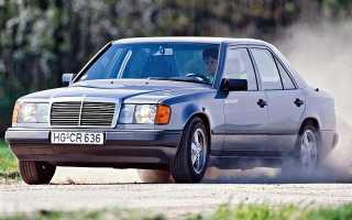 W124 какой двигатель выбрать