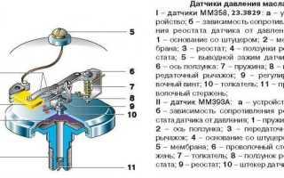406 двигатель карбюратор упало давление