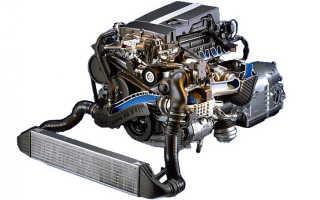 W211 самый хороший двигатель