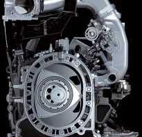 Что такое ротарные двигателя
