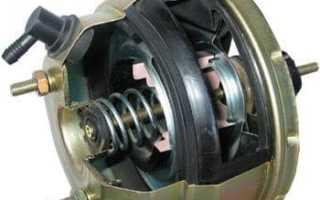Что такое вакуум в двигателе