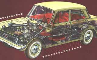 Двигатель 408 москвич схема