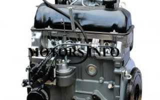 Что такое двигатель 21067