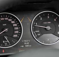 Электронный указатель оборотов двигателя