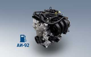 Варианты двигателей и тех характеристики