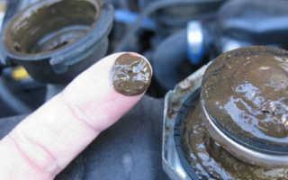 Как промыть систему охлаждения двигателя ваз 2110