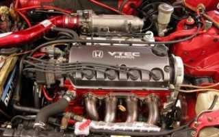 Двигатель honda d15z6 характеристики