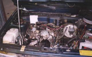 Двигатель 4132 технические характеристики