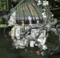 Hr15de что за двигатель