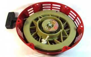 Шнур для запуска двигателя мотоблока