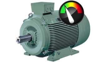 3 фазный двигатель регулировать обороты