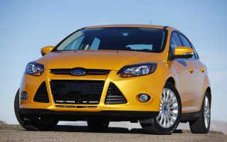 Форд фокус замена топливного насоса