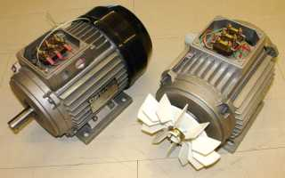 Асинхронный двигатель схема подключения реверсивного