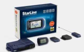 Starline a92 can запуск двигателя