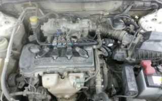 Nissan sunny троит двигатель