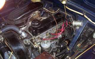 Волговский 402 двигатель характеристики