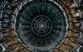 Что такое двухконтурный реактивный двигатель