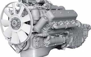 Вибрация двигателя ямз 236 причины