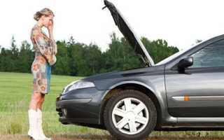 Почему глохнет машина при торможении