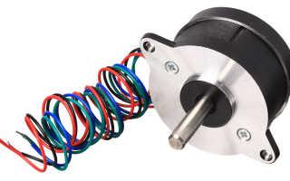 Шаговые двигатели как устроены