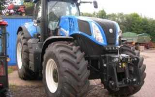 New holland техническая характеристика двигателя