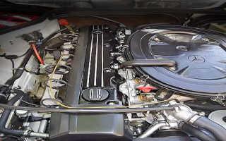 103 двигатель мерседес схема ремня