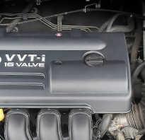 Двигатель 3zz технические характеристики