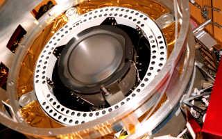 Электростатический ионный двигатель принцип работы
