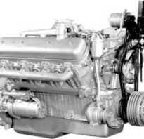 Что такое двигатель ямз238