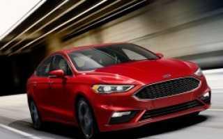 Ford fusion тюнинг двигателя