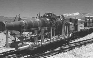 Что такое ядерный реактивный двигатель
