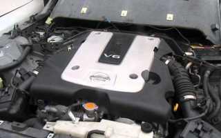Двигатель infiniti g25 характеристики
