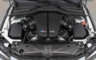 Что означает v10 двигатель