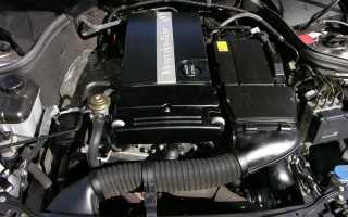 111 двигатель мерседеса тюнинг