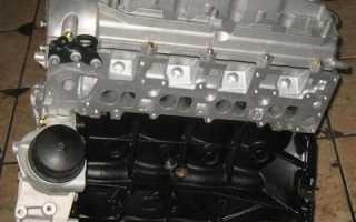 Что такое двигатель 646 986