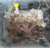 Двигатель k7j тех характеристика