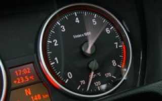 Эксплуатация двигателя на повышенных оборотах