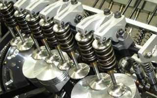 Что такое конструктивные особенности двигателя