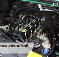 Что такое двигатель перепрошит