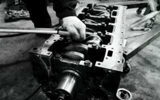 Двигатель газ сапунит что делать