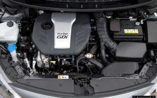 Что такое dgi двигатель