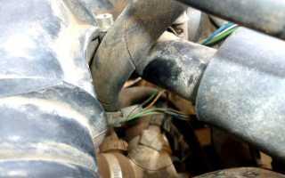Почему не работает вентилятор на ваз 2107