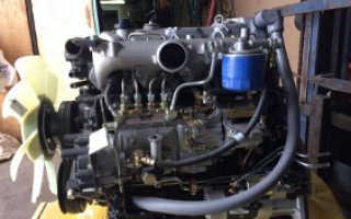 Двигатель d4al холостой ход